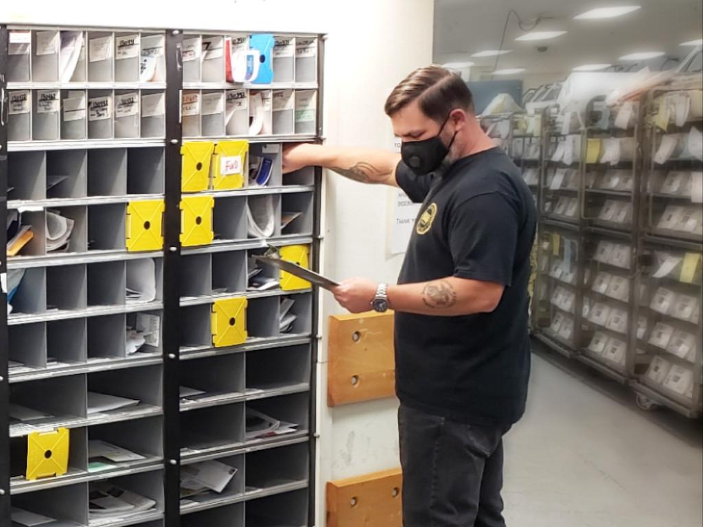 Clerks Division